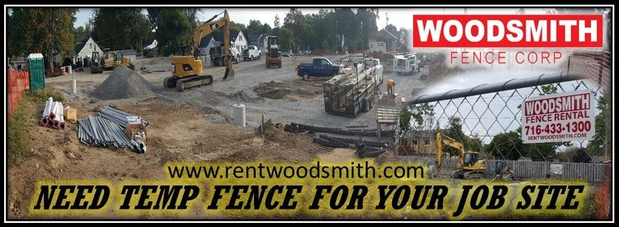 need temp fence for your construction site WOODSMITHFENCE.COM RENT FENCE TEMPORARY FENCE PANELS CONSTRUCTION SPECIAL EVENTS WINDSCREEN BUFFALO DEMOLITION  BARRICADES CROWED CONTROL WESTERN NEW YORK FENCE COMPANY.jpg