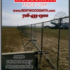 TEMP PANELS FOR JOB SITES WOODSMITHFENCE.COM RENT FENCE TEMPORARY FENCE PANELS CONSTRUCTION SPECIAL EVENTS WINDSCREEN BUFFALO DEMOLITION  BARRICADES CONTROL WESTERN NEW YORK FENCE COMPANY RENTAFENCE TENTS.jpg