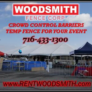 crowd control barriers barracades special events woodsmithfence.com WOODSMITHFENCE.COM RENT FENCE TEMPORARY FENCE PANELS CONSTRUCTION SPECIAL EVENTS WINDSCREEN BUFFALO DEMOLITION  BARRICADES CROWED CONTROL.jpg