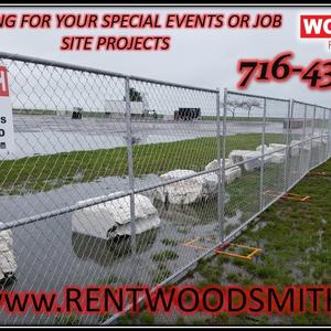 need temporary fence for special events rentwoodsmith.com rent fence buffalo rents fence fence company western new york fence CONCERTS PARTIES RENT .jpg