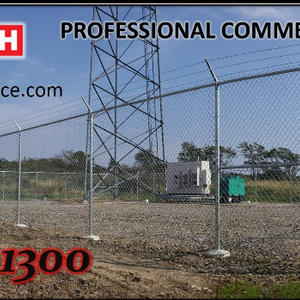 Commercial Fencing High Security Fencing and Enclosures, Guardrails, Bollards, Gates and Controllers Dumpster Enclosures, woodsmithfence.com buffalo.jpg
