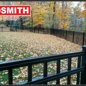 wood smith fence woodsmith permanent pool security chain link ornamental  repair fix installation fences residential specialty commercial vinyl free fence estimates expert industrial dumpster enclosures Gates  (5).jpg