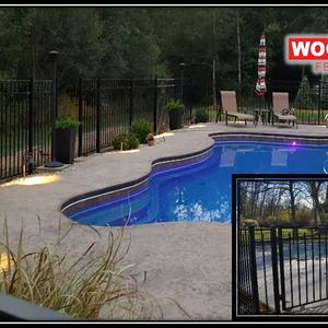 woodsmithfence.com permanent pool security chain link ornamental  repair fix installation fences residential specialty commercial vinyl free fence estimates expert industrial dumpster enclosures 29 (6).jpg