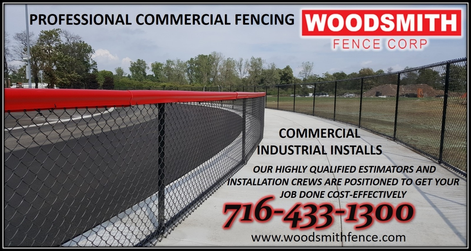 Pittsburgh, PA Commercial Fence Company