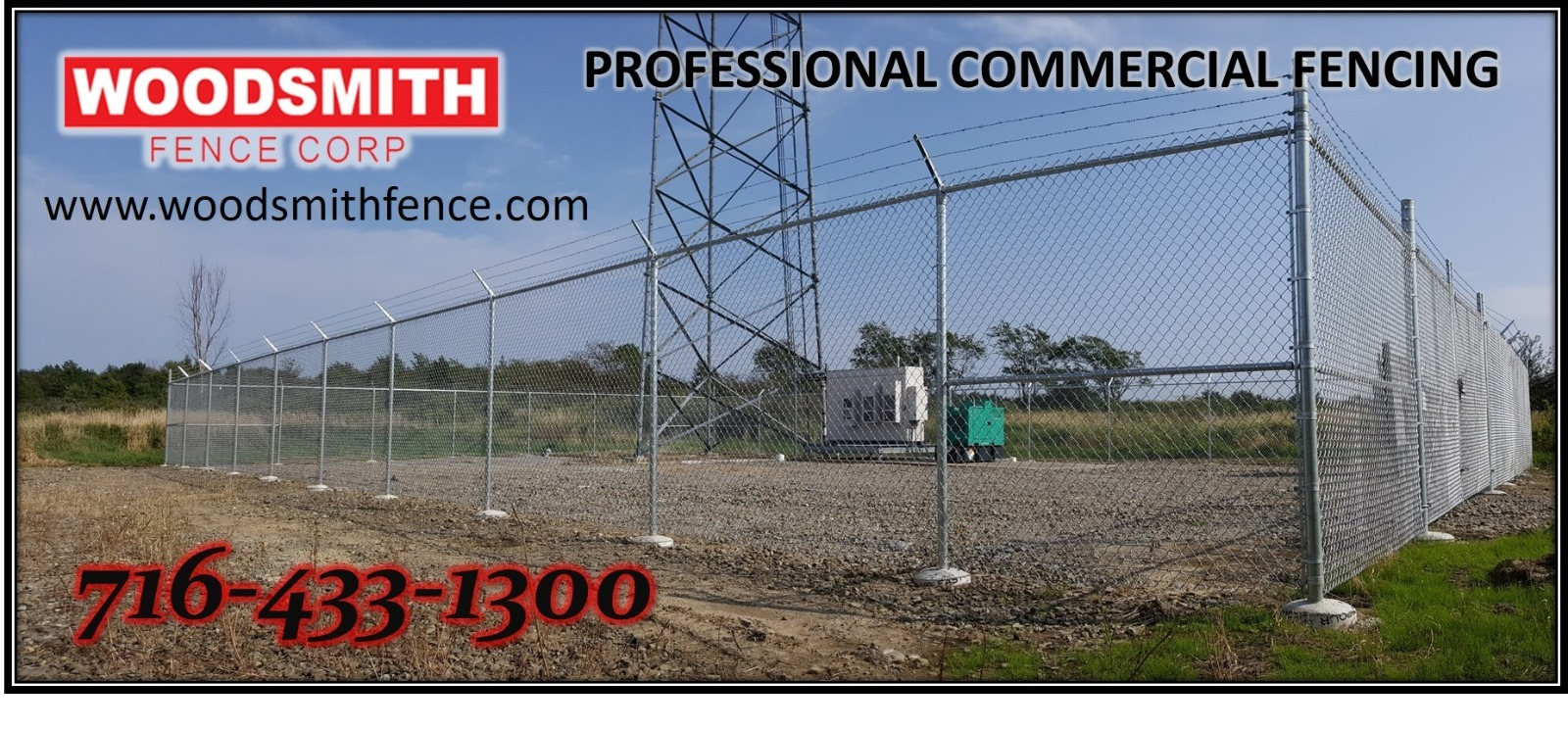 Cleveland, OH Commercial Fencing Companies