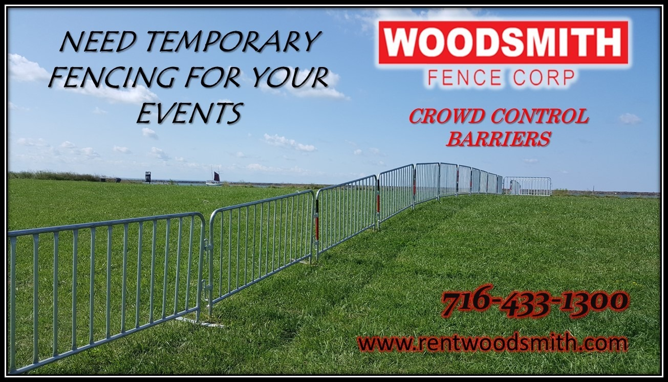 Buffalo, NY Residential Temporary Fencing