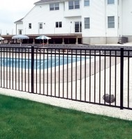 Ornamental Aluminum Fencing and Aluminum Fence Gates