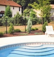 Aluminum Fencing in Lockport, NY