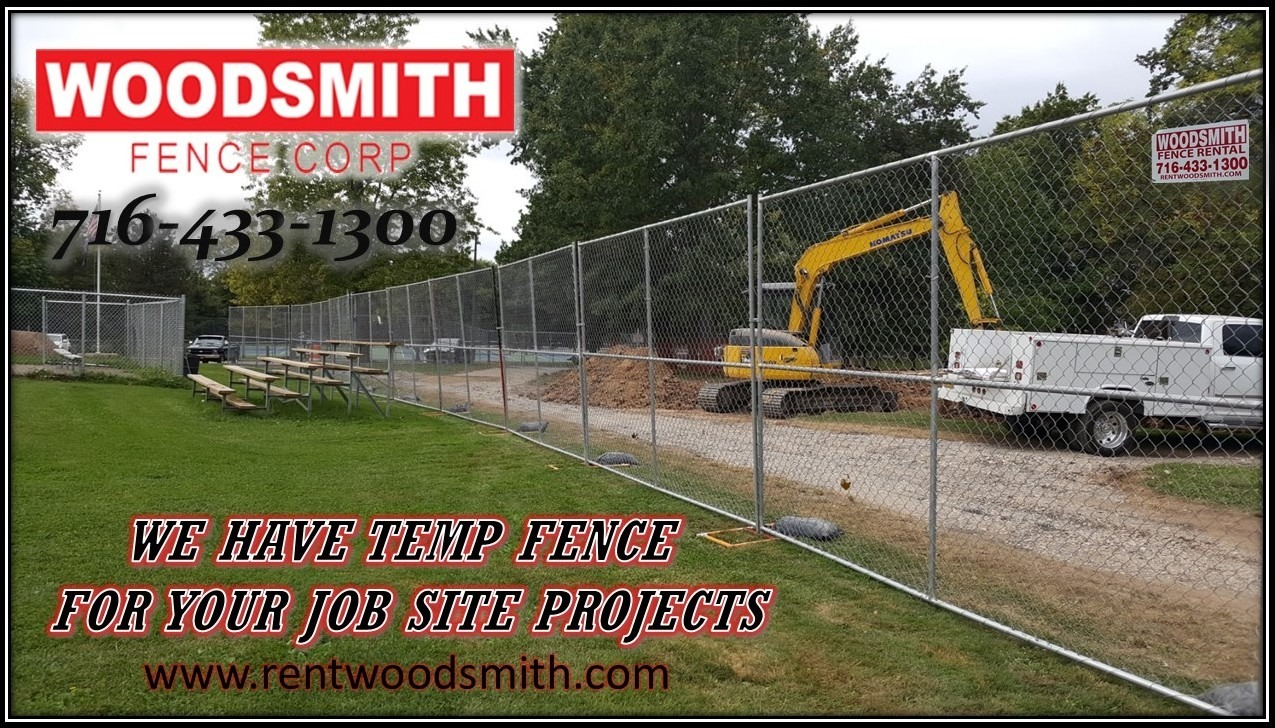 Construction Temporary Fencing