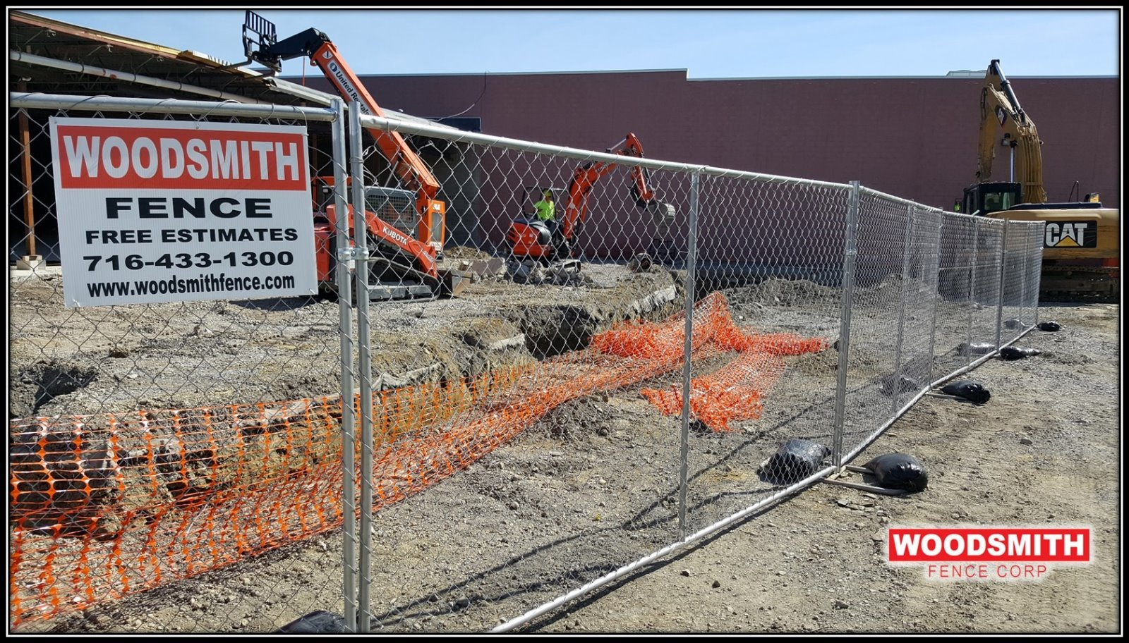 Cleveland, OH Portable Fencing and Pedestrian Barriers