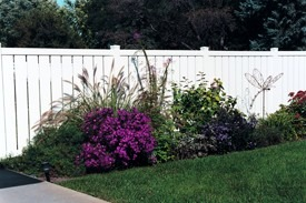 Lockport Vinyl Fencing Contractor
